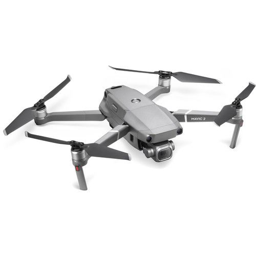 DJI Mavic 2 Pro - Drone Quadcopter UAV with Smart Controller