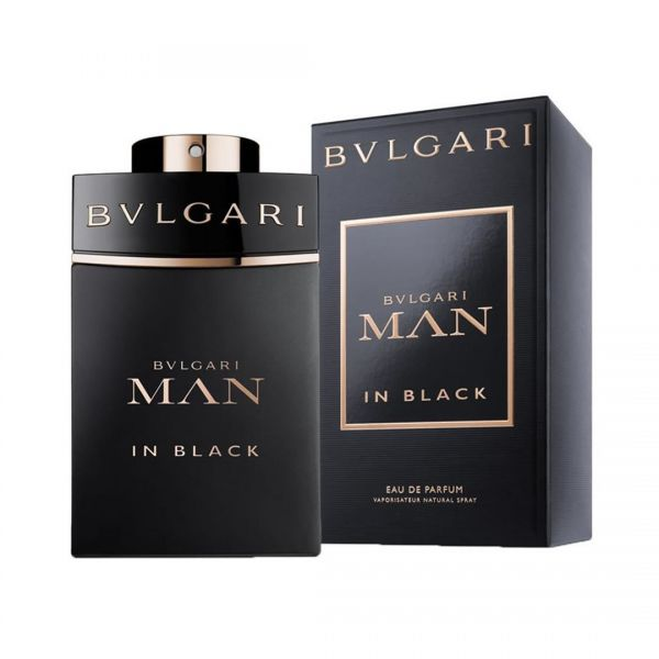 Bvlgari Man In Black (EDP)  60ml For Him