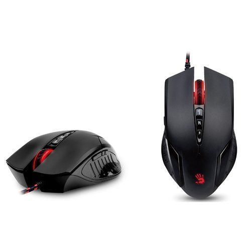 Bloody V7M Gaming Mouse - Black, Wired