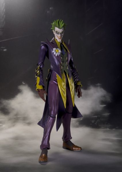 Bandai Tamashii S.H.Figuarts Joker-Injustice Version BAN91378 Action Figure