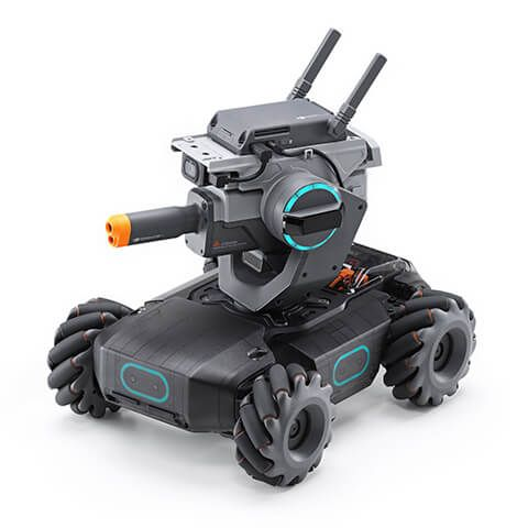 DJI Intelligent Educational Robot STEM Toy Robomaster S1 with Programmable Modules
