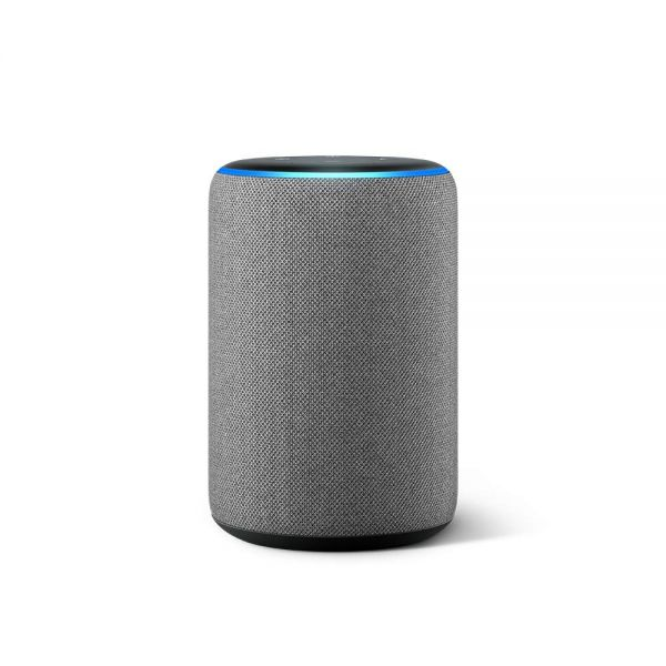 Amazon Echo (3rd Gen) - Smart speaker with Alexa