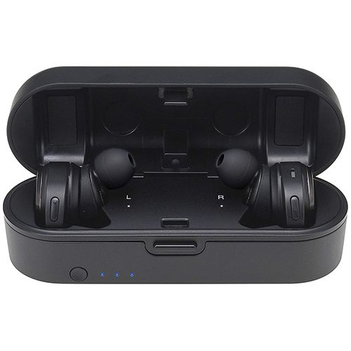 Audio-Technica ATH-CKR7TW ― Solid Bass Wireless Earbuds