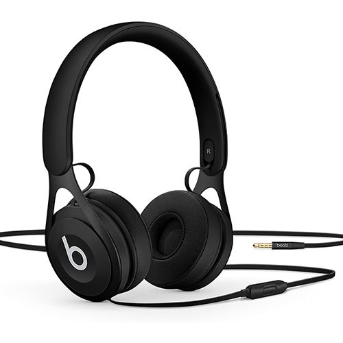 Beats Ep Wired On-Ear Headphones - Battery Free For Unlimited Listening, Built In Mic And Controls
