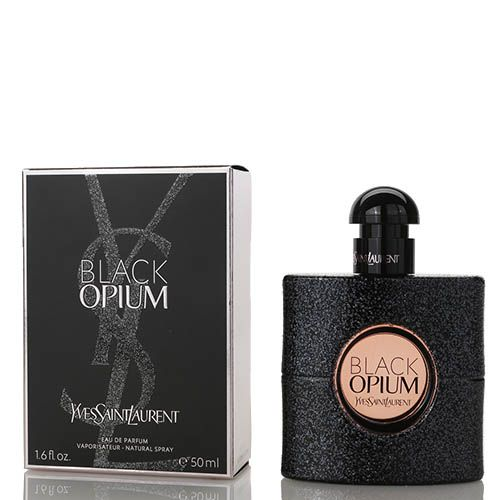 Yves Saint Laurent Black Opium for Women 50ml EDP