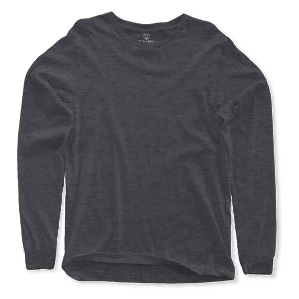 Long Sleeves Crew Neck - Bear Appeal