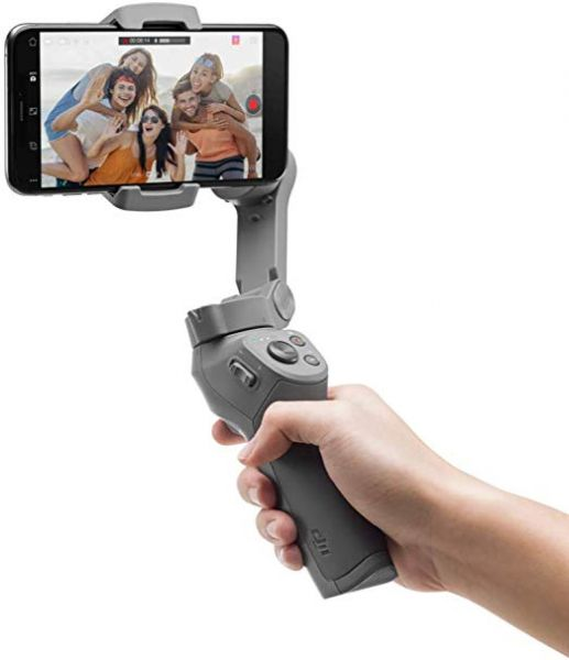 DJI OSMO Mobile 3 Lightweight and Portable 3-axis Handheld Gimbal Stabilizer Combo