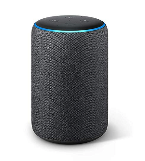 All-new Echo Plus (2nd Gen) - Premium sound with built-in smart home hub