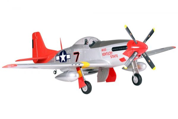 FMS 1700MM P51-D Mustang RED TAIL PNP-FMS041