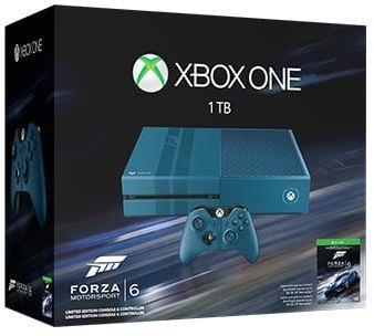 Xbox One 1TB With Forza Motorsport 6