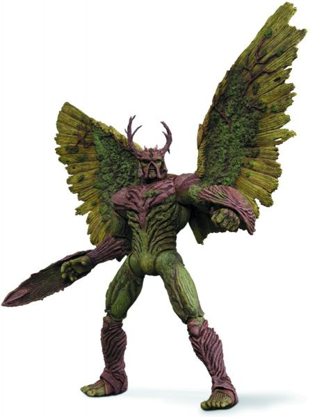 DC Comics New 52 Swamp Thing Deluxe Action Figure