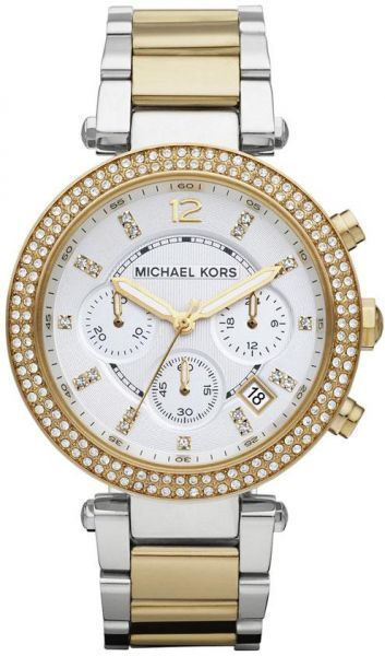 Michael Kors  Parker Two-Tone Stainless Steel Watch MK5626