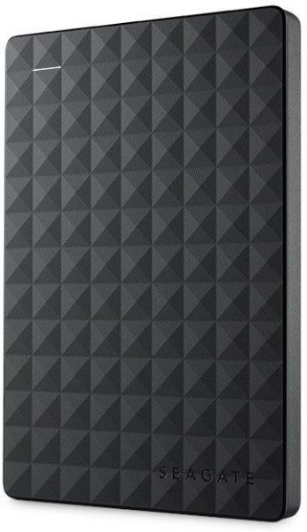 Seagate 2TB Expansion Portable Hard Drive, Black USB 3.0