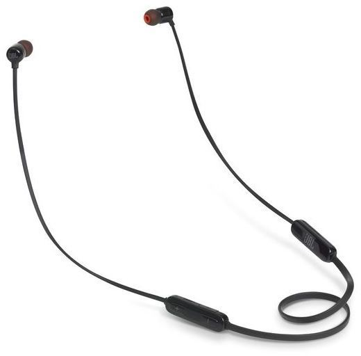 JBL Tune 110BT Wireless in-Ear Headphones with Three-Button Remote and Microphone (JBL T110)
