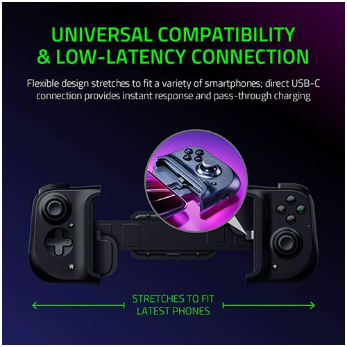 Razer Kishi - Universal Gaming Controller for Android