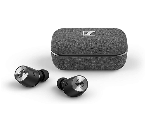 Sennheiser Momentum True Wireless 2 - Bluetooth in-Ear Buds with Active Noise Cancellation, Smart Pause, Customizable Touch Control and 28-Hour Battery Life