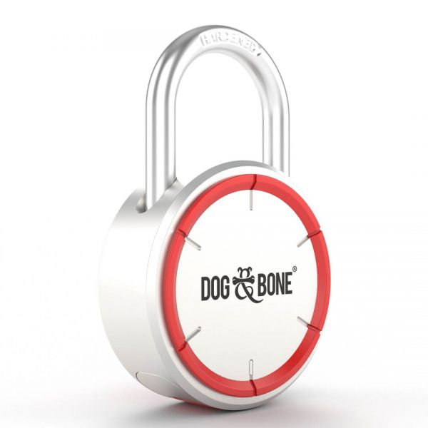 Dog & Bone Locksmart Keyless Bluetooth Padlock