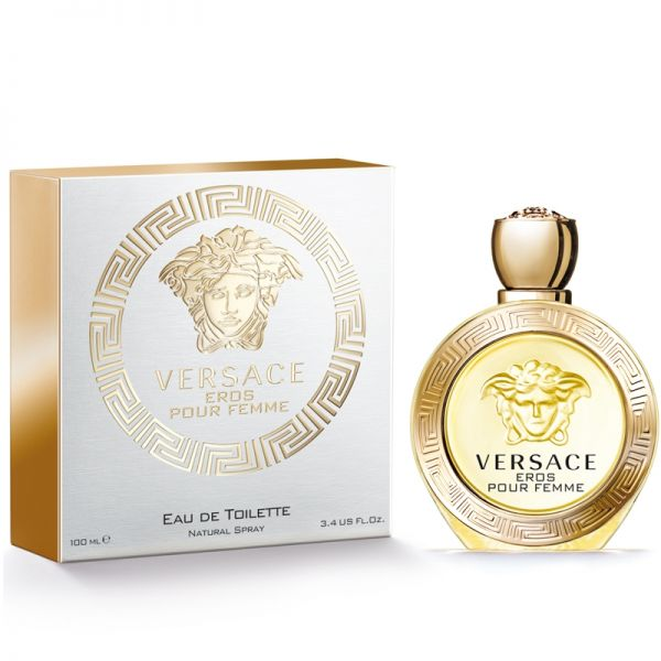 Versace Eros Pour Femme (EDT)  50ml For Her