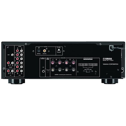 Yamaha A-S301 Natural Sound Integrated Stereo Amplifier