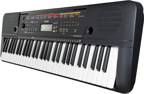 Yamaha PSR-E263 61-Key Portable Keyboard