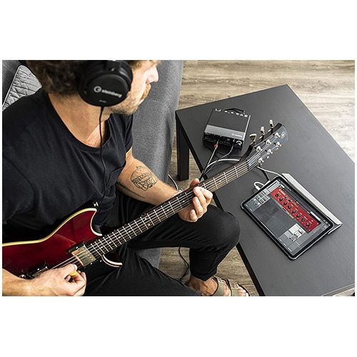 Steinberg UR22C Portable Audio Interface with Cubase AI and Cubasis LE