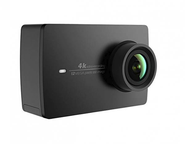 YI 4K Action and Sports Camera - Black